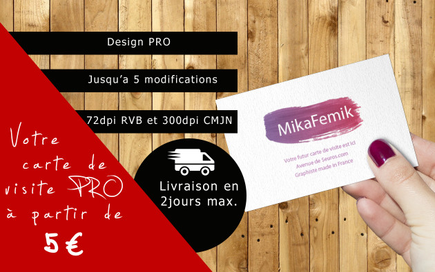 Je Vais Creer Votre Carte De Visite Moderne Et Pro Pour 5 EUR