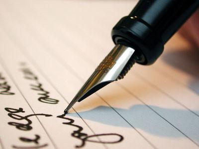 rédiger vos écrits sous format informatique
