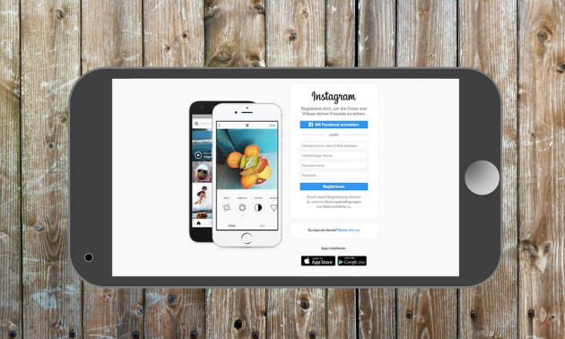 faire un post sponsorisé Instagram sur ce que vous souhaitez