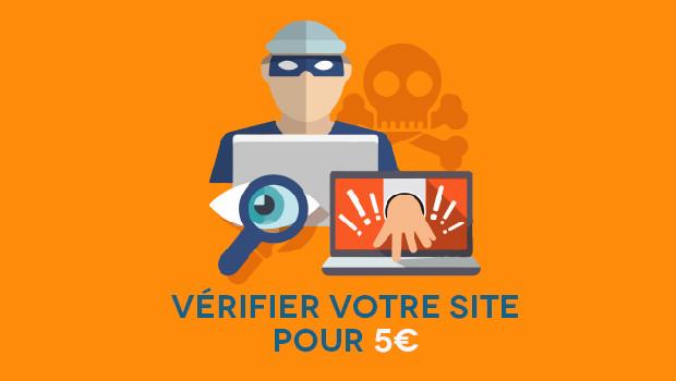 vérifier la sécurité de votre site WordPress