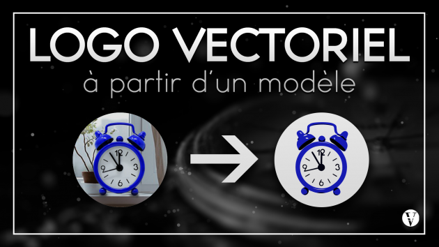 vous faire un logo en vectoriel à partir d'un modèle (dessin, photo, etc..)