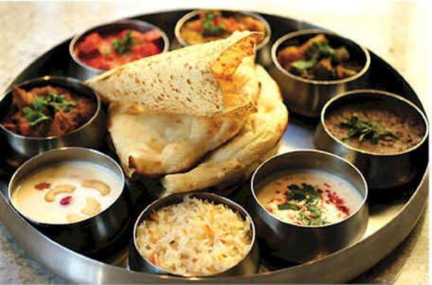 vous envoyer un traditionnel menu indien avec recette