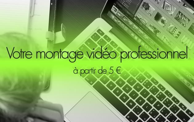 faire un montage vidéo professionnel