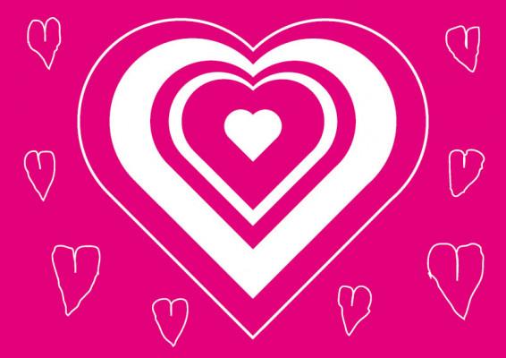 vous apprendre à dessiner à main levée un cœur à la perfection