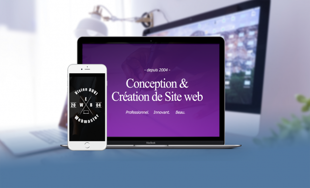 vous aider à créer un site web moderne et sur mesure