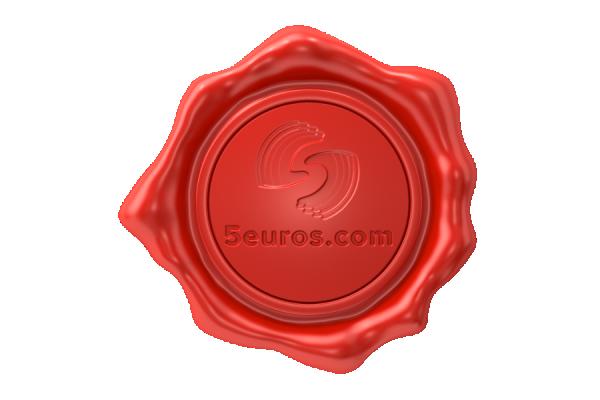 créer un sceau avec votre logo sur fond transparent
