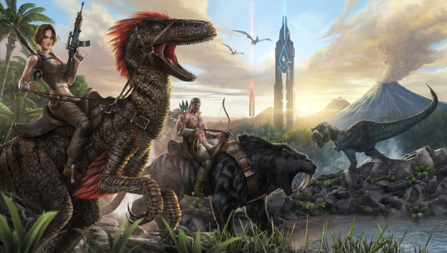 installer votre serveur ARK: Survival Evolved