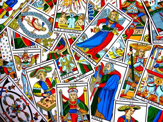 Je vais tirer vos cartes au tarot de Marseille pour 5 € 0a81f60eb914