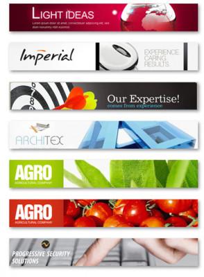 créer une bannière professionnelle UNIQUE pour votre site Web