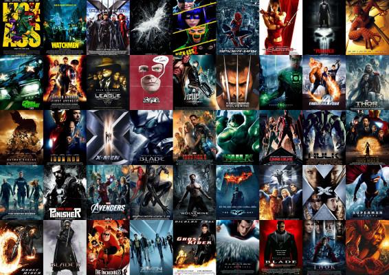 vous proposez une liste de differents films selon vos goût