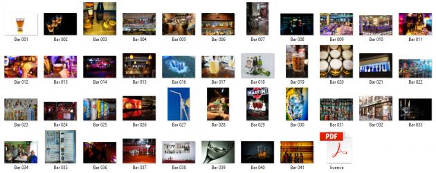 vous adresser 41 photos sur le thème des bars pubs