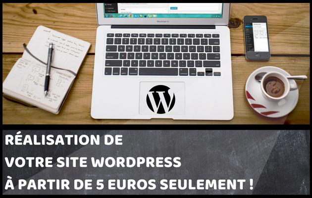 réaliser votre site Wordpress sécurisé et personnalisé
