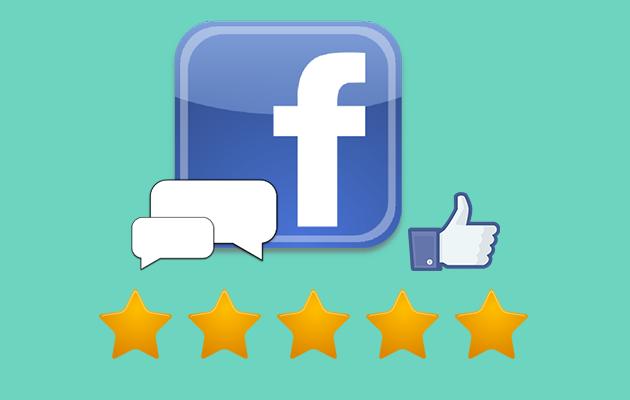mettre 6 vrais commentaires sur votre page facebook