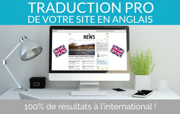 faire briller le contenu de votre site web en ANGLAIS
