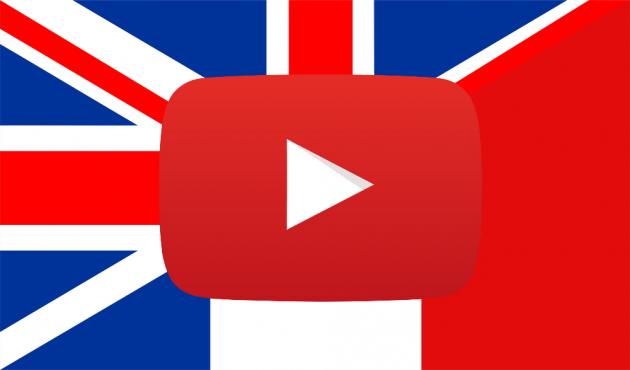 traduire votre vidéo Youtube en Français/Anglais