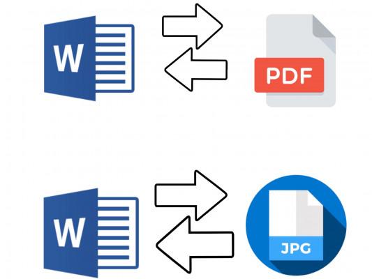 convertir tout types de fichiers