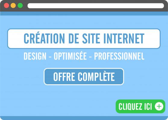 créer votre site vitrine, blog ou site marchand de A à Z