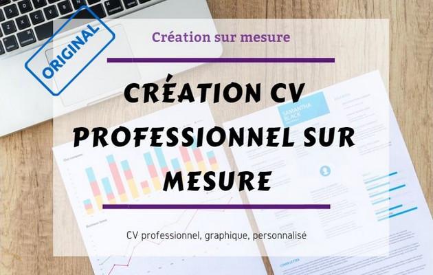 créer votre CV sur mesure