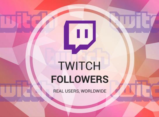 vous donner 10 followers sur Twitch