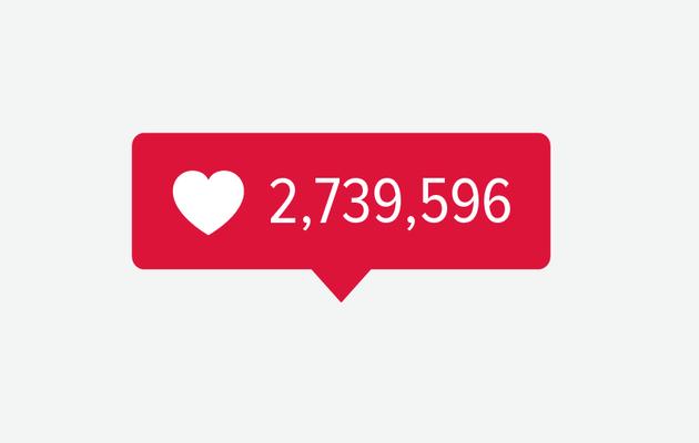 envoyer 15.000 Likes pour vos Photos sur Instagram