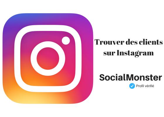 vous aider à trouver des clients grâce Instagram