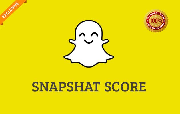 ajouter 3.000 Points à votre Score SnapChat