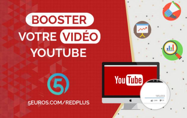 booster votre vidéo YouTube