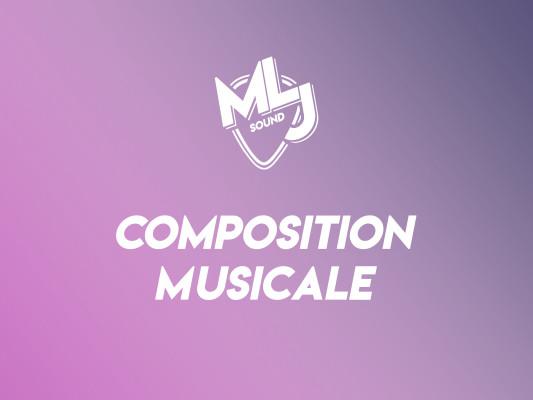 réaliser une composition musicale personnalisée et adaptée à vos projets