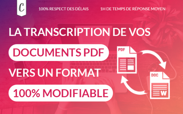 retranscrire vos PDF en PowerPoint (4 slides)
