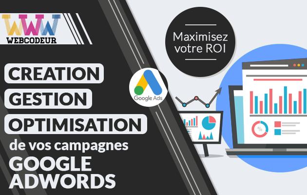 créer optimiser réussir vos campagnes AdWords