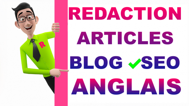 rédiger un article ANGLAIS 500 mots, optimisé SEO