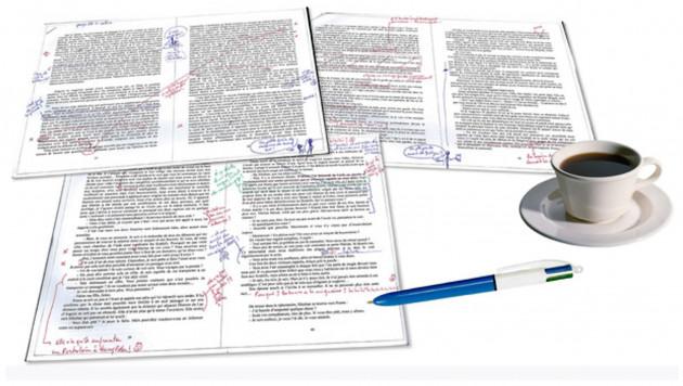 relire et apporter les corrections à vos écrits