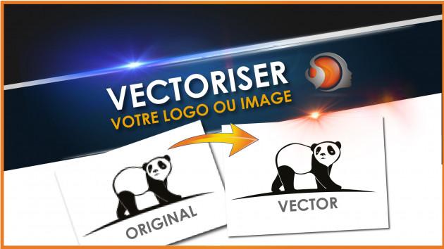 vectoriser votre logo ou vos images