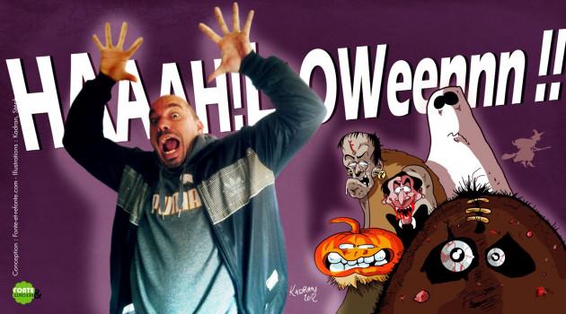 vous faire peur pour halloween