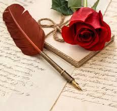 vous écrire un poème, paroles de chanson, discours, une lettre d'amour