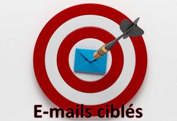 vous donner une liste d'emails français et ciblés