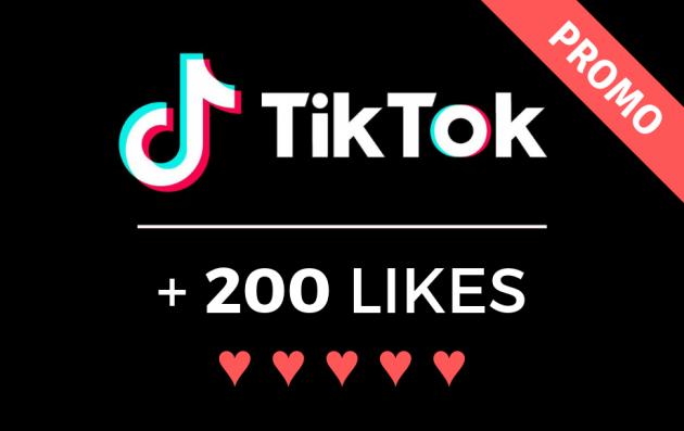 je vais vous fournir 200 likes sur vos vid u00e9os tik tok pour 5