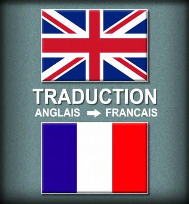 traduire jusqu'à 600 mots de l'anglais vers le français.