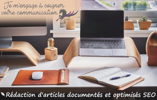 rédiger un article documenté et optimisé SEO