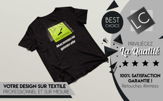 créer un magnifique marquage de t-shirt