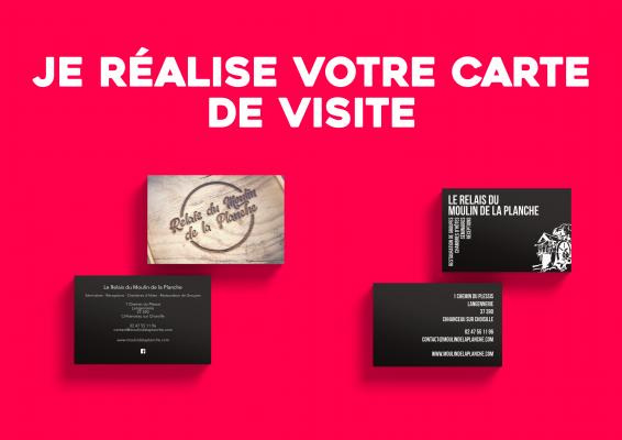 Je Vais Creer Votre Carte De Visite Design Et Impactante Pour 5 EUR
