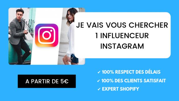 vous aider à trouver les meilleurs influenceurs sur Instagram