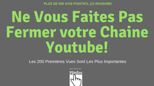 ajouter 200 Vraies Vues YouTube
