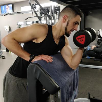 fournir un programme de musculation prise de masse ou perte de poids