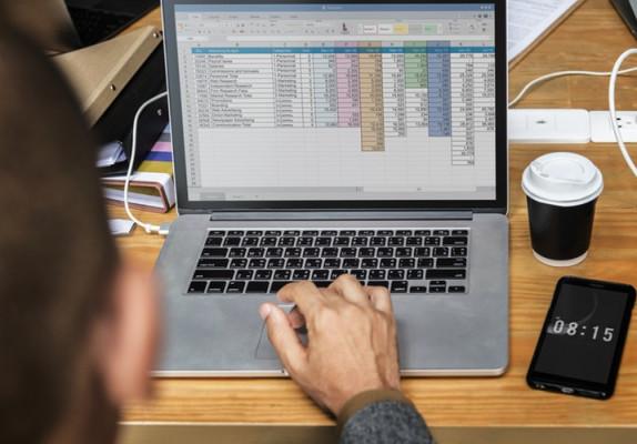 créer votre smart Timesheet sur Google Sheet