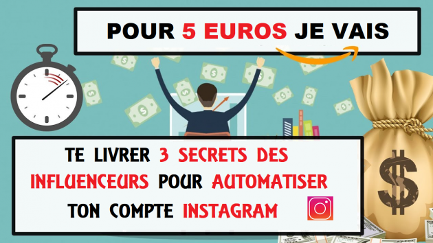 te fournir 3 stratégies pour automatiser ton compte instagram gratuitement