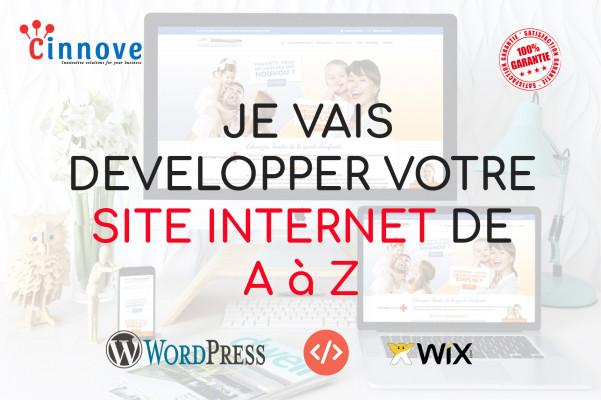 développer votre site web responsive