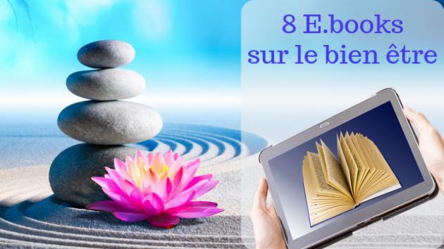 vous fournir 8 E.books sur le Bien être + DROIT DE REVENTE