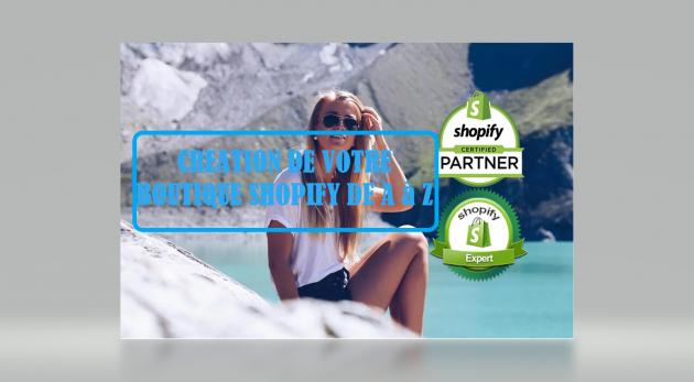personnaliser votre boutique Shopify
