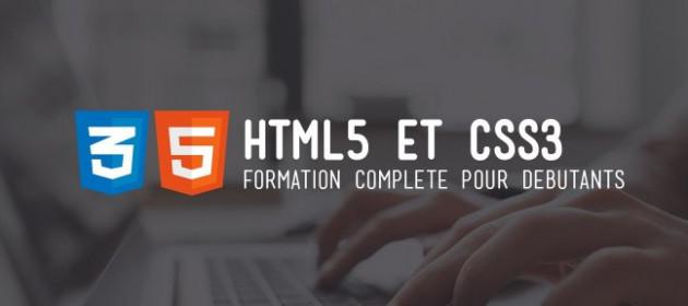vous donner un cours en HTML et CSS